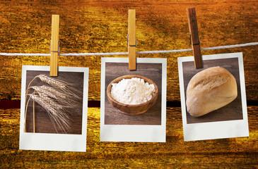 grano farina pane 2