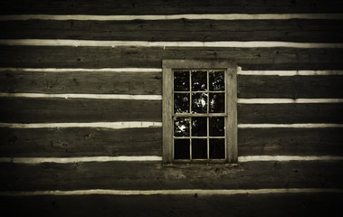 Rustic Window 1