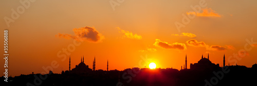 Fototapeten,sonnenuntergänge,istanbul,türkei,himmel