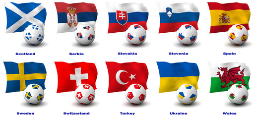 European Soccer Nations