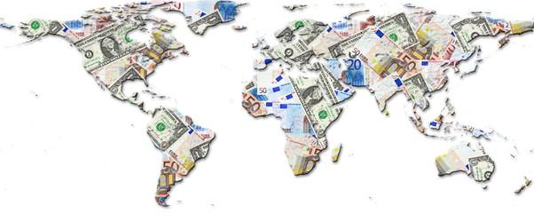 Crise monétaire mondiale.