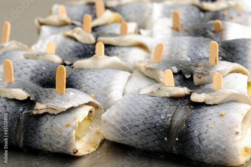Rollmops nach alter Tradition