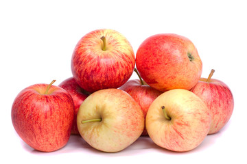 fresh royal gala apples