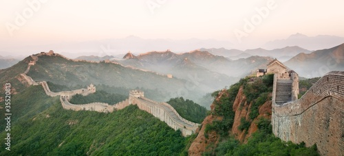 Fotobehang China Great Wall of China