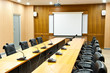Business meeting room or board room interio