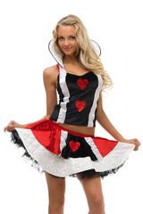 Maid shape. Halloween and Christmas fancy theme