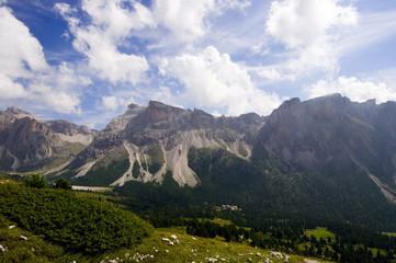 Muntejela - Dolomiten - Alpen