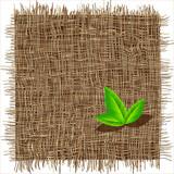 Organic weave pattern poster