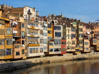 architecture Girona, spain, catalonia