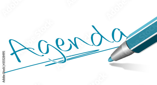 Fineliner Agenda - 35528495