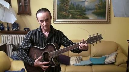 maestro di chitarra