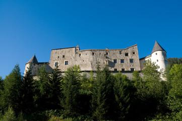 Blick au Schloss Naudersberg