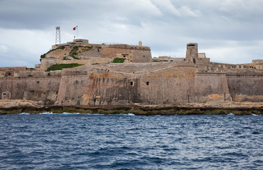 St. Gregory Bastion at Valletta