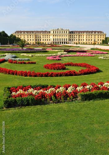 Sconbrunn Palace, Vienna