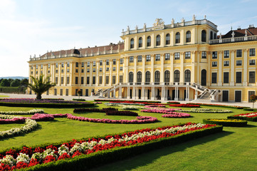 Vienna - beautiful architecture and gardens