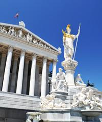 Vienna - Austrian Parliament