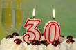 Geburtstagstorte - 30
