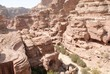 AERIAL VIEW OF PETRA (I), JORDAN