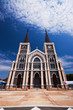 Bearutiful Catholic Church in Thailand