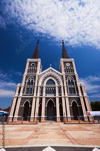 Bearutiful Catholic Church in Thailand