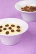 Cream servings