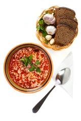Ukrainian national soup
