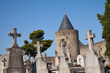 Carcassonne. Cementerio.