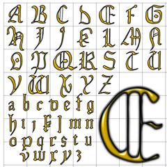 abc alphabet background isabella design