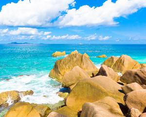 Scene Stones Ocean