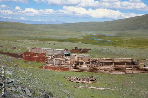 Shepherd dwelling