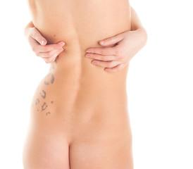 Nudity Alluring Elegance