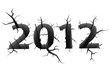 2012 doomsday year concept