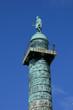la colonne Vendôme à Paris