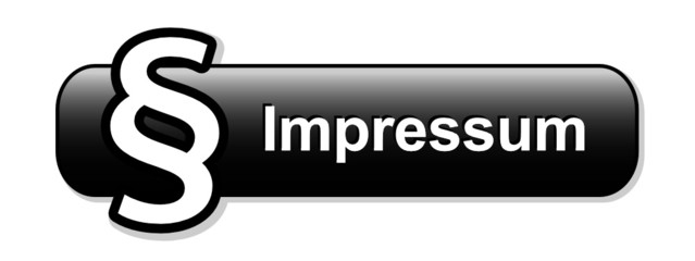 """Impressum"" knopf (kontakt marketing qualität kunden button)"