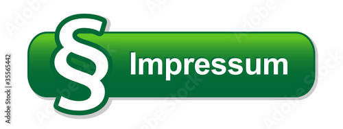 """Impressum"" knopf (AGB ontakt marketing button)"