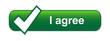 I AGREE Web Button (terms and conditions legal)