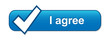 I AGREE Web Button (terms and conditions accept egal)