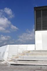 Barcellona - veduta Centre Forum - Dettaglio