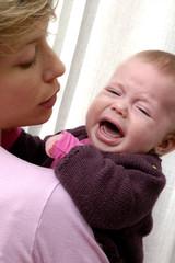 bébé pleur