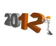 2012 3d arancione