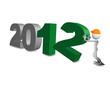 2012 3d verde
