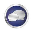 Blog Social Button