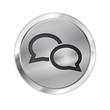 Speech Bubble Button