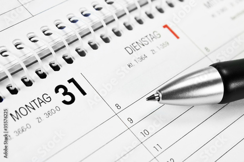 Kalender 2011/ 2012