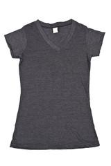Womens gray t-shirt