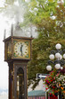 Vancouver BC Historic Gastown Steam Clock