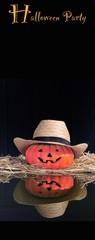 Banner Halloween.
