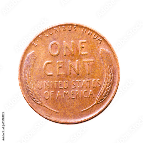 The American cent