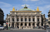 Fototapety l'Opéra Garnier à Paris