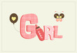 Girl card